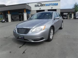 Used 2013 Chrysler 200 LX-*LIFETIME FREE CAR WASHES* for sale in Duncan, BC