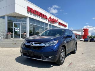 Used 2019 Honda CR-V EX-L LEATHER | LOCAL LEASE for sale in Winnipeg, MB