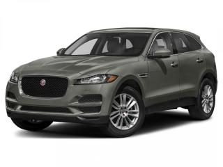 New 2020 Jaguar F-PACE Checkered Flag for sale in Winnipeg, MB