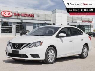 Used 2019 Nissan Sentra SV *Accident Free/Moon Roof/Heated Seats* for sale in Winnipeg, MB
