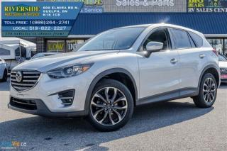 Used 2016 Mazda CX-5 Grand Touring for sale in Guelph, ON