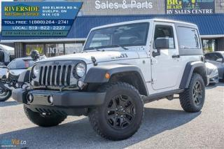 Used 2018 Jeep Wrangler SPORT for sale in Guelph, ON