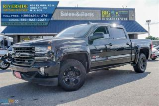 Used 2016 Chevrolet Silverado 1500 LTZ for sale in Guelph, ON