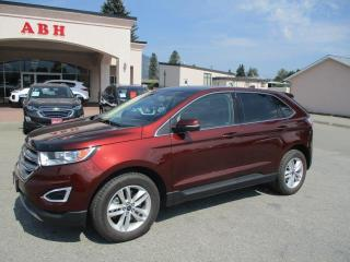 Used 2016 Ford Edge SEL AWD for sale in Grand Forks, BC