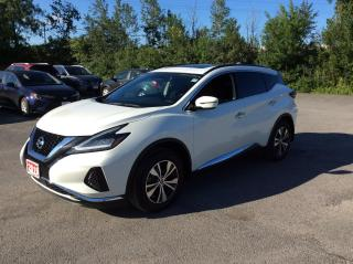 Used 2019 Nissan Murano SV AWD - MOONROOF - NAVIGATION! for sale in Ottawa, ON