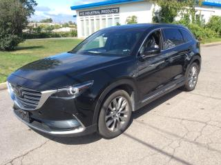 Used 2019 Mazda CX-9 GT AWD - 7 PASS - LEATHER - SUNROOF - NAV! for sale in Ottawa, ON