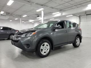 Used 2015 Toyota RAV4 LE AWD for sale in Saint-Eustache, QC
