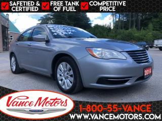 Used 2014 Chrysler 200 LX for sale in Bancroft, ON
