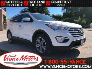 Used 2016 Hyundai Santa Fe XL Limited AWD for sale in Bancroft, ON