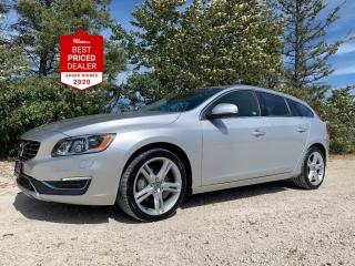 Used 2017 Volvo V60 T5 Special Ed Premier AWD *NAV - ADAPTIVE CRUISE* for sale in Winnipeg, MB