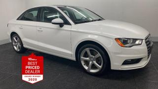 Used 2016 Audi A3 QUATTRO AWD 2.0T ***SALE PENDING*** for sale in Winnipeg, MB