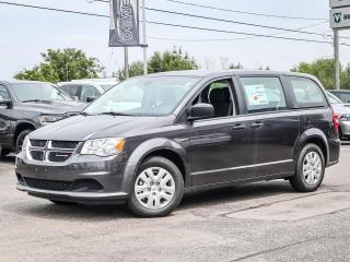New 2020 Dodge Grand Caravan CVP | 3RD ROW STOW N GO for sale in Simcoe, ON