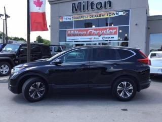 Used 2018 Honda CR-V LX all-wheel for sale in Milton, ON