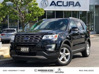 Used 2017 Ford Explorer XLT 4WD for sale in Markham, ON