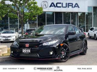 Used 2019 Honda Civic Type R Hatchback for sale in Markham, ON