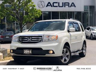 Used 2014 Honda Pilot EX 4WD 5AT for sale in Markham, ON