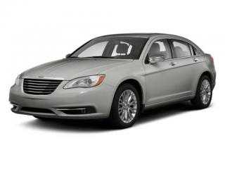 Used 2013 Chrysler 200 4dr Sdn Limited for sale in Mississauga, ON