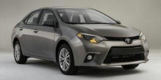 Used 2016 Toyota Corolla 4DR SDN AUTO CE for sale in North Bay, ON
