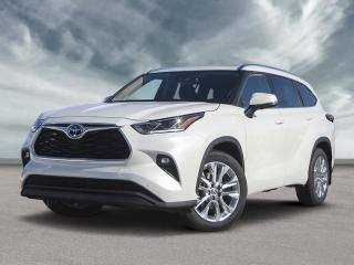 New 2020 Toyota Highlander LIMITED AWD for sale in North Bay, ON
