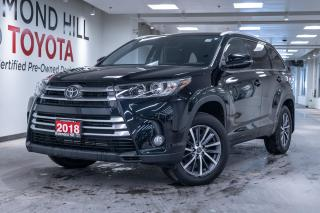 Used 2018 Toyota Highlander XLE AWD  - $353.57 B/W for sale in Richmond Hill, ON