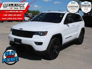Used 2019 Jeep Grand Cherokee Upland - Apple Carplay - $270 B/W for sale in Selkirk, MB