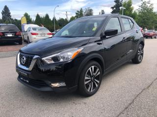 Used 2018 Nissan Kicks SV FWD for sale in Surrey, BC