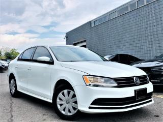 Used 2015 Volkswagen Jetta Sedan |HEATED SEATS|REAR VIEW CAM|CRUISE CONTROL & MORE! for sale in Brampton, ON