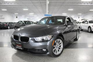 Used 2016 BMW 3 Series 320i xDRIVE I NAVIGATION I REAR CAM I LEATHER I HEATED SEATS for sale in Mississauga, ON