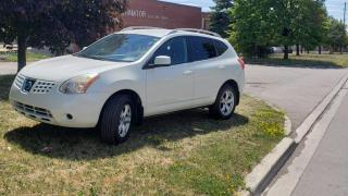 Used 2009 Nissan Rogue FWD 4dr for sale in Brampton, ON