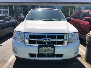 Used 2012 Ford Escape XLT for sale in North Vancouver, BC