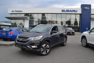 Used 2016 Honda CR-V Touring for sale in Port Coquitlam, BC
