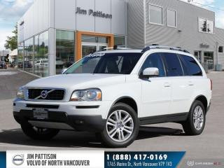 Used 2012 Volvo XC90 3.2 Premier Plus - LOCAL - ONE OWNER - NO ACCIDENT for sale in North Vancouver, BC
