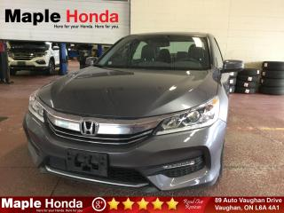 Used 2017 Honda Accord Sport HS| Sunroof| Backup Cam| for sale in Vaughan, ON