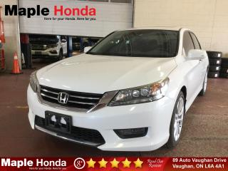 Used 2015 Honda Accord Touring V6| Loaded| Leather| Navi| Tint| for sale in Vaughan, ON