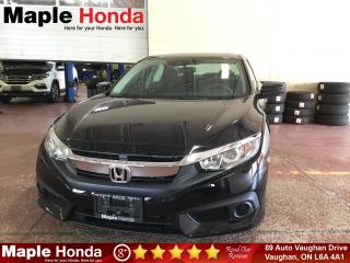 Used 2017 Honda Civic EX HS| Auto-Start| Sunroof| Backup Cam| for sale in Vaughan, ON