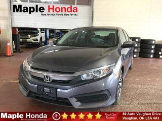Used 2016 Honda Civic EX| Atuo-Start| Sunroof| Backup Cam| for sale in Vaughan, ON