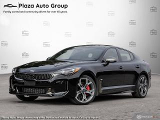 New 2020 Kia Stinger GT Limited w/Red Interior for sale in Richmond Hill, ON