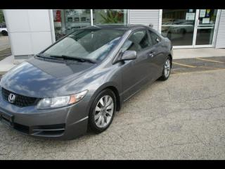 Used 2011 Honda Civic Ex-L Coupe for sale in Brockville, ON
