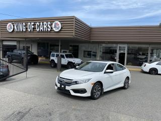 Used 2018 Honda Civic EX WITH AUTONOMOUS BRAKING for sale in Langley, BC