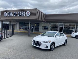 Used 2018 Hyundai Elantra HEATED SEATS for sale in Langley, BC