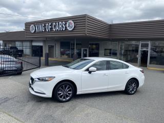Used 2018 Mazda MAZDA6 SMART CITY BRAKE (AUTONOMOUS BRAKING) for sale in Langley, BC