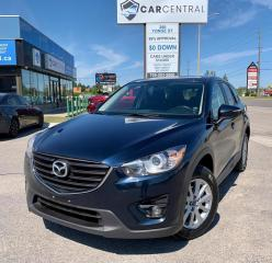 Used 2016 Mazda CX-5 GS AWD | BACKUP CAM | NAVI | SUNROOF | for sale in Barrie, ON