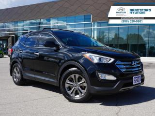 Used 2014 Hyundai Santa Fe Sport FULLY SERVICED HERE | BLUETOOTH | HTD SEATS  - $108 B/W for sale in Brantford, ON