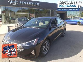 New 2020 Hyundai Elantra Luxury  - Leather Seats - $154 B/W for sale in Simcoe, ON
