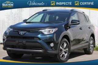 Used 2017 Toyota RAV4 Traction intégrale 4 portes XLE for sale in Ste-Rose, QC