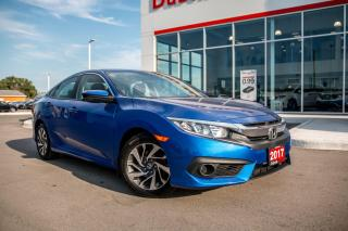 Used 2017 Honda Civic EX for sale in Woodstock, ON