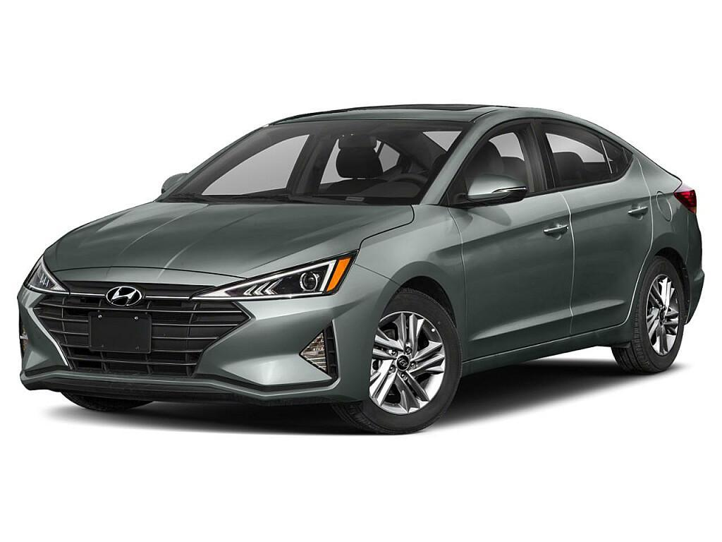 2020 Hyundai Elantra Preferred NO OPTIONS