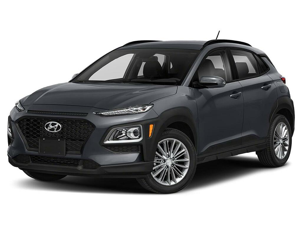 2020 Hyundai KONA 2.0L FWD Preferred NO OPTIONS