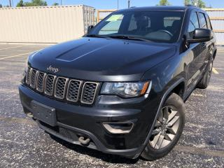 Used 2016 Jeep Grand Cherokee LAREDO 4WD for sale in Cayuga, ON