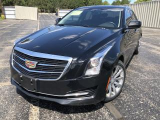 Used 2017 Cadillac ATS 2.0T AWD for sale in Cayuga, ON